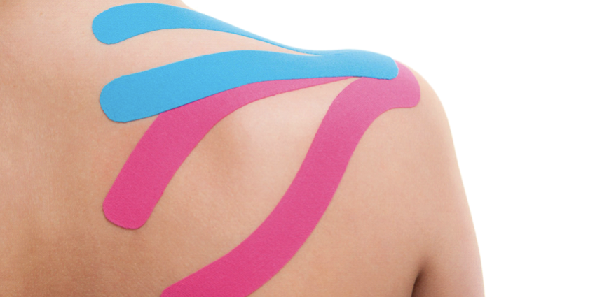 Medical Taping  Bergen NH Fysiotherapie Nijdam